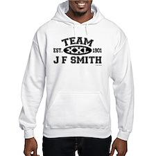 Team J F Smith XXL - LDS T-Sh Hoodie