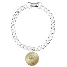 In Loving Memory of My Daughter Charm Bracelet, On