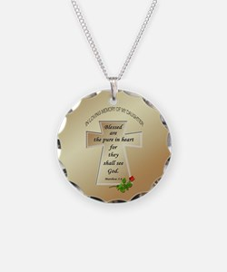 In Loving Memory of My Daughter Necklace