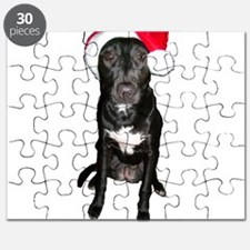 Santa Dog Puzzle
