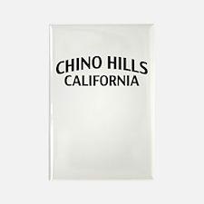Chino Hills California Rectangle Magnet
