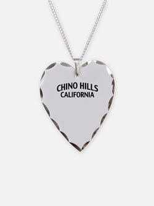 Chino Hills California Necklace