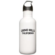 Chino Hills California Water Bottle
