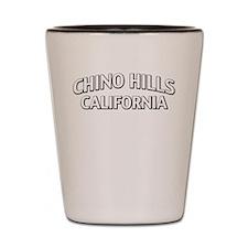 Chino Hills California Shot Glass