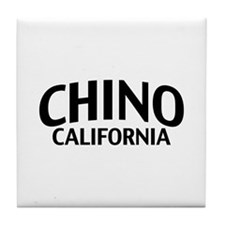 Chino California Tile Coaster