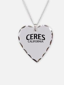 Ceres California Necklace