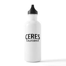 Ceres California Water Bottle