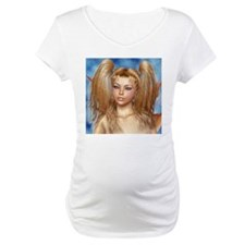 Faerie Childe Maternity T-Shirt