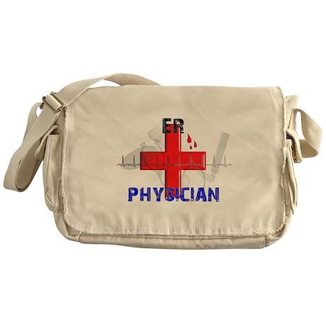 Emergency Room Messenger Bag