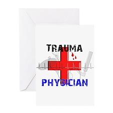 Emergency Room Greeting Card