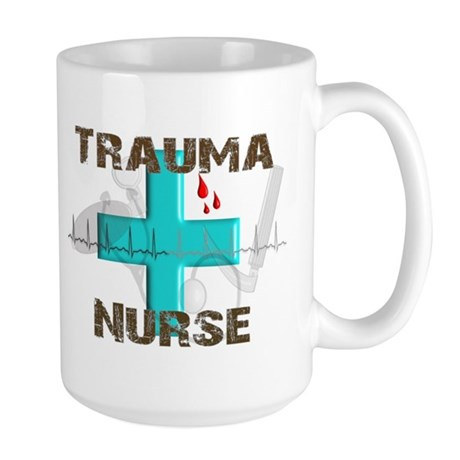 Emergency Room Large Mug