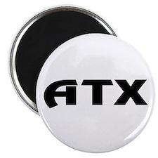 ATX Austin Texas Magnet