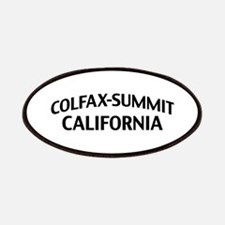 Colfax-Summit California Patches