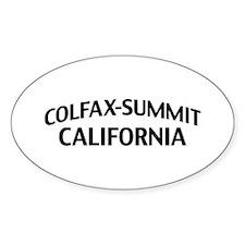 Colfax-Summit California Decal