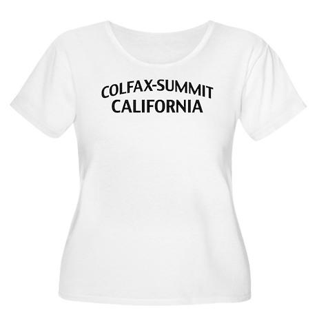 Colfax-Summit California Women's Plus Size Scoop N