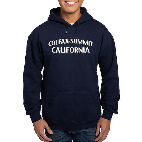 Colfax-Summit California Hoodie (dark)