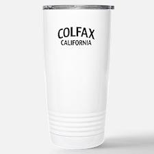 Colfax California Stainless Steel Travel Mug