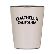 Coachella California Shot Glass