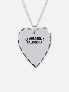 Claremont California Necklace