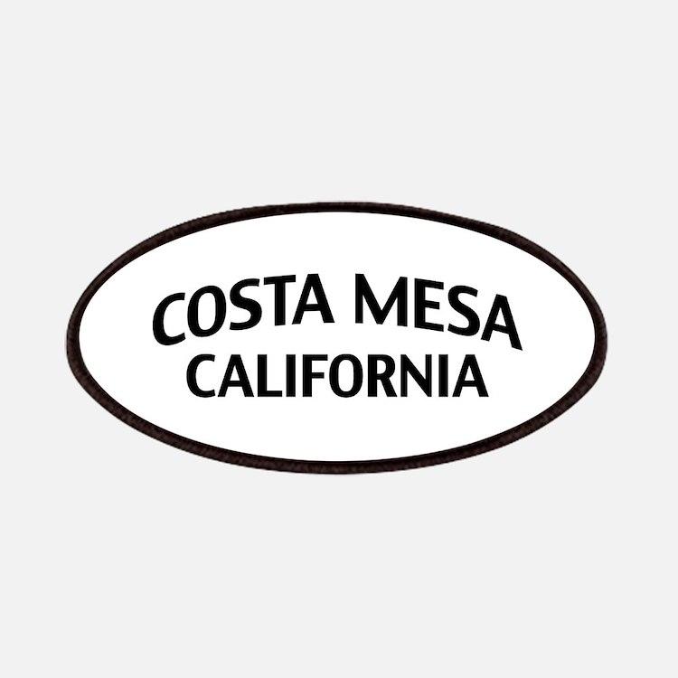 Costa Mesa California Patches