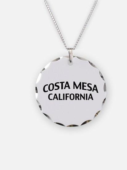 Costa Mesa California Necklace