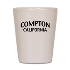 Compton California Shot Glass