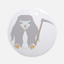 Penguin of Christmas Future (Round)