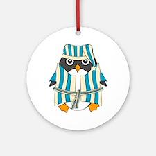 Bedtime Scroogeguin (Round)