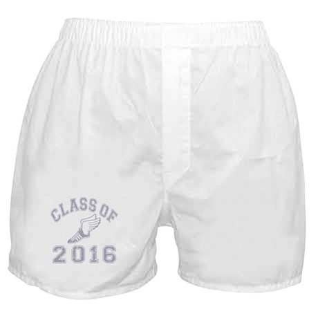 Class of 2016 Track & Field Boxer Shorts
