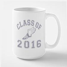 Class of 2016 Track & Field Large Mug