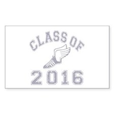 Class of 2016 Track & Field Decal