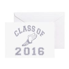 Class of 2016 Track & Field Greeting Card