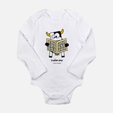 Sudocow Long Sleeve Infant Bodysuit