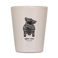 Cybercow Shot Glass