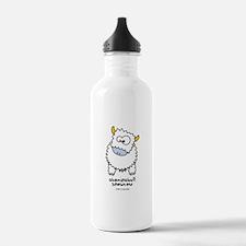 Abominabull Snowcow Water Bottle