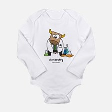 Chemoostry Long Sleeve Infant Bodysuit