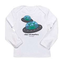 Close Encownters Long Sleeve Infant T-Shirt