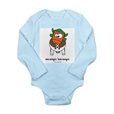 oomoopa loomoopa Long Sleeve Infant Bodysuit