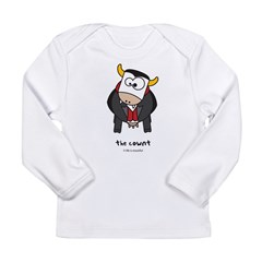 the cownt Long Sleeve Infant T-Shirt