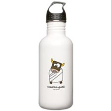 moohatma ghandi Water Bottle