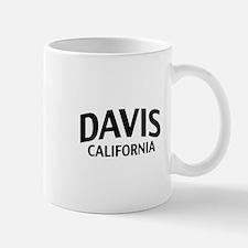 Davis California Mug