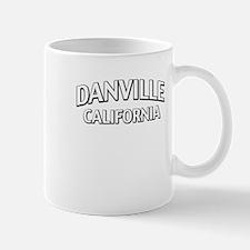 Danville California Mug