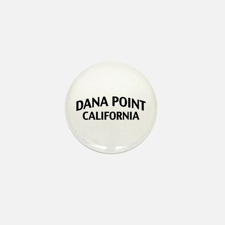 Dana Point California Mini Button