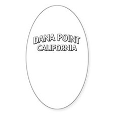 Dana Point California Decal