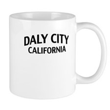 Daly City California Mug