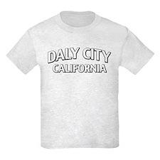 Daly City California T-Shirt