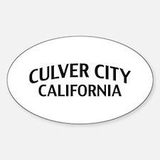 Culver City California Decal