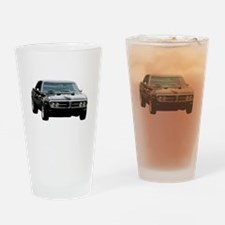 Pontiac firebird 2 Drinking Glass