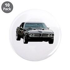 """Pontiac firebird 2 3.5"""" Button (10 pack)"""
