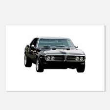 Pontiac firebird 2 Postcards (Package of 8)